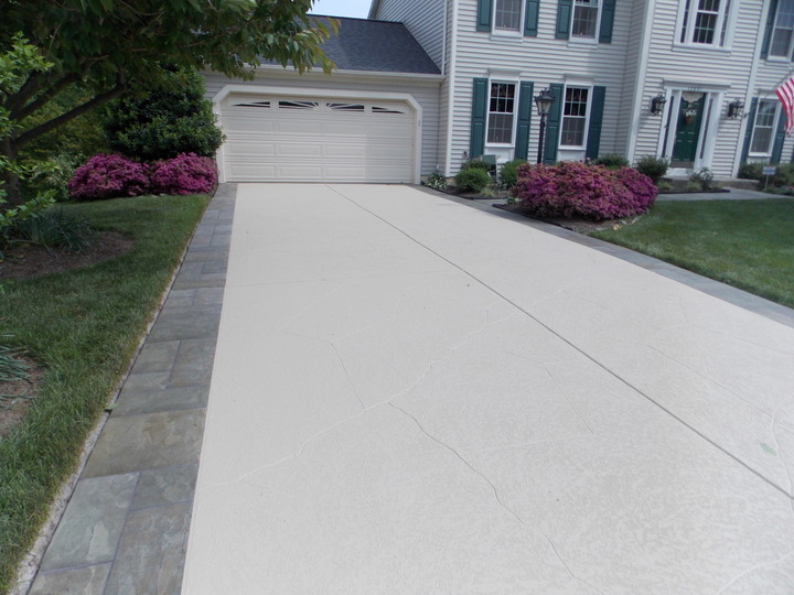 Superior Concrete Driveway St Louis Mo Resurfacing Solutions