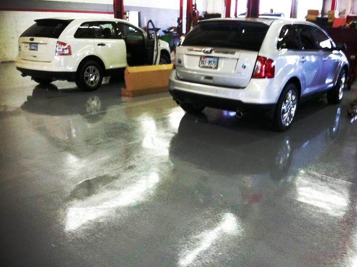 Garage Flooring St  Louis MO   Polyurea Polyaspartic & Epoxy