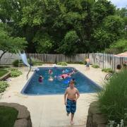 concrete pool decking St Louis MO
