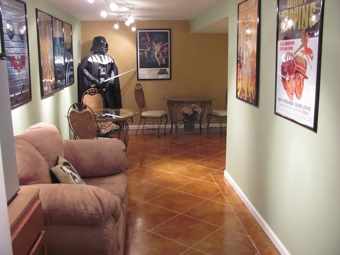 stained concrete installation st louis