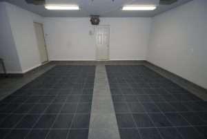 garage porcelain tiles