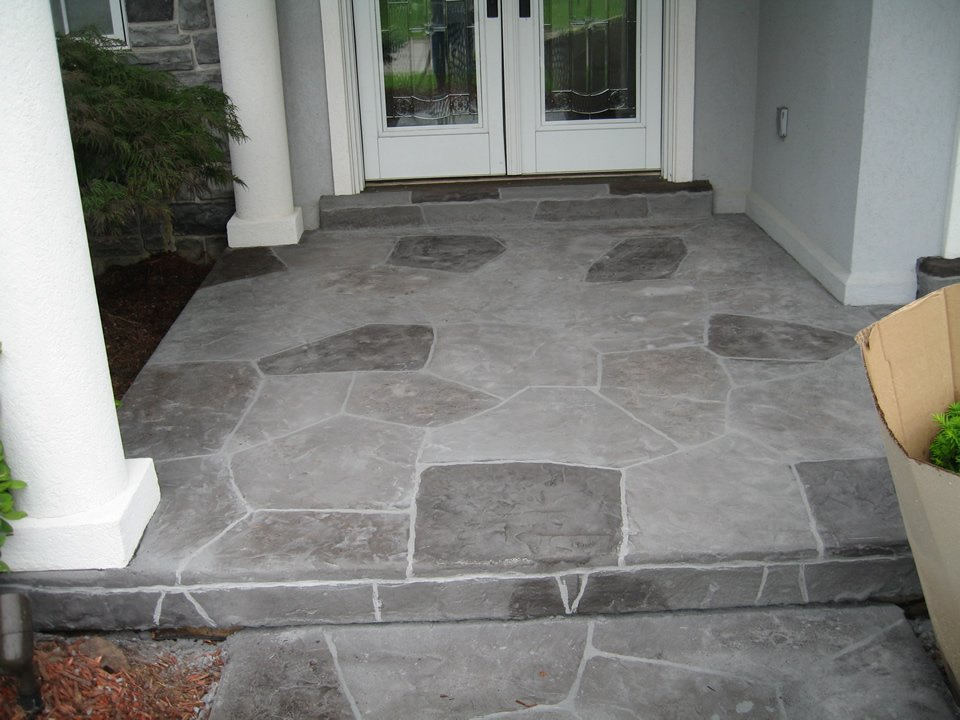 sunstone front entry resurfacing st louis