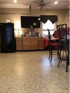 epoxy garage flooring st louis