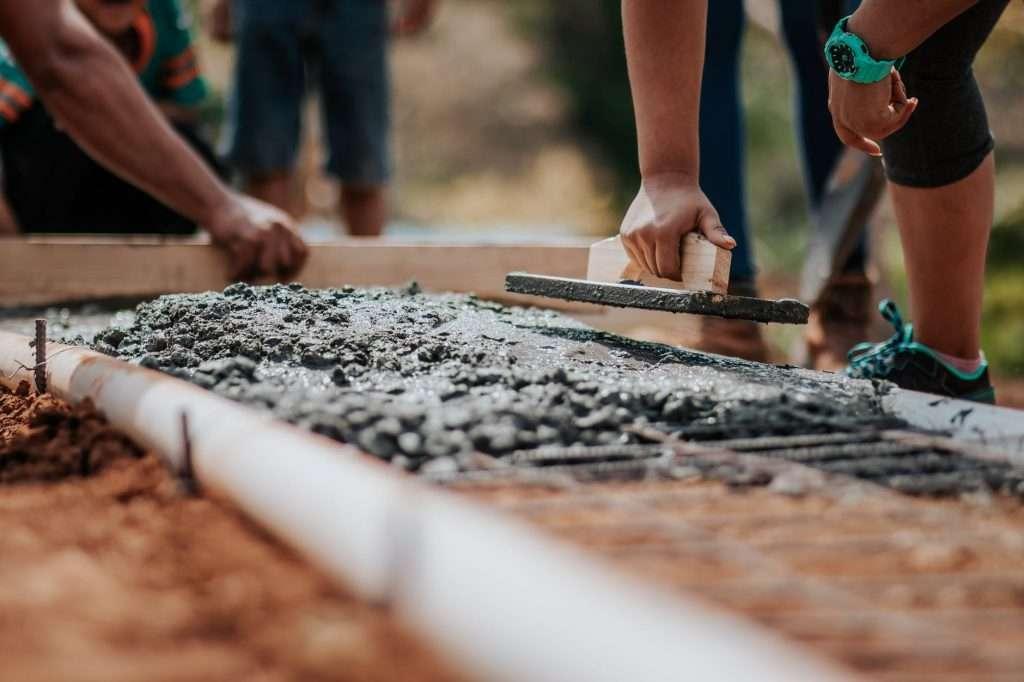 concrete slab constructions