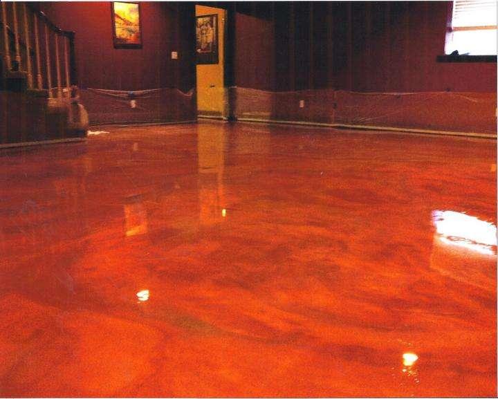 concrete interior floors contractor St Louis