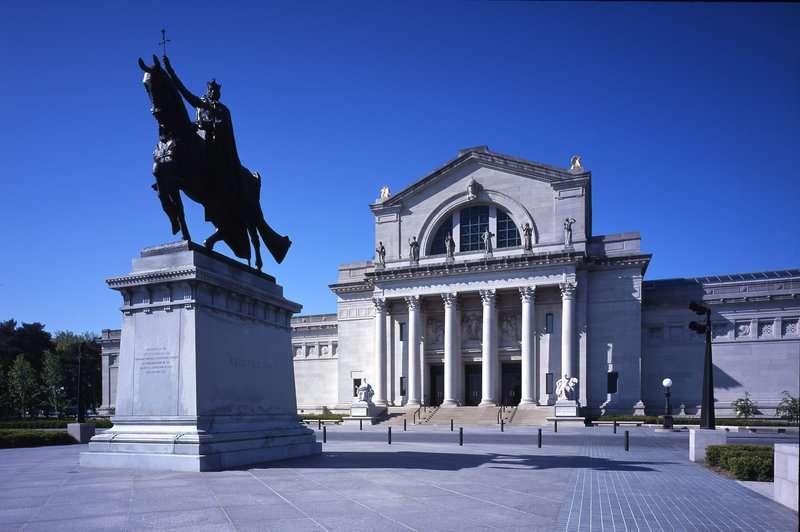 St Louis Art Museum