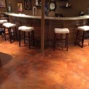 concrete stain contractor st louis mo