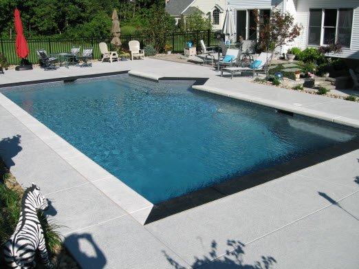Wonderful Pool Finish Ideas For You To Copy: Concrete Pool Deck Resurfacing St Louis, MO