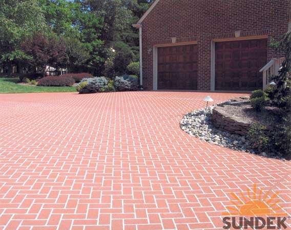 Superior Concrete Driveway Resurfacing Solutions Louis
