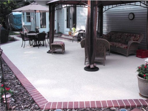 Patio Sundek Classic Texture St. Louis