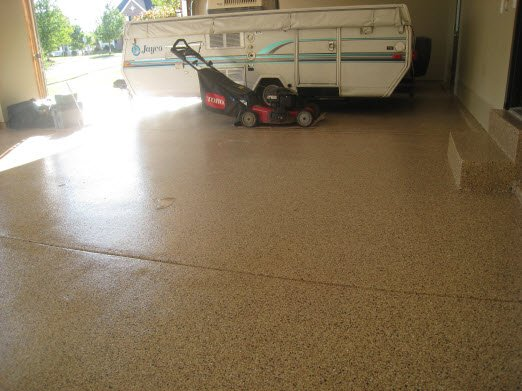 Comconcrete Floor Alternatives : Garage Floor Coatings St Louis MO Epoxy Floors Alternative
