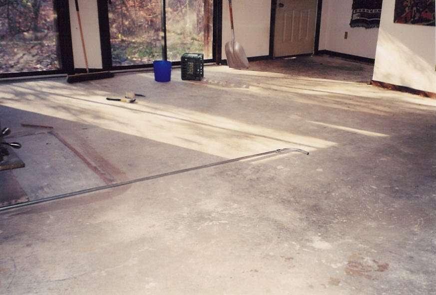 Custom Interior Floors St Louis Mo Colored Concrete Stain