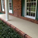 concrete front entry remodeling st louis