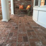 sundek classic texture patio with special effects
