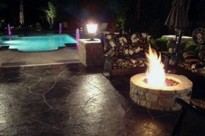The Versatility of Concrete and Outdoor Pole Lighting