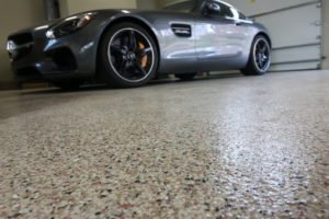 epoxy floor garages St Louis MO