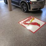 garage floor installation st louis mo