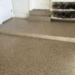 polyurea polyaspartic garage floor