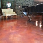 concrete staining st. louis
