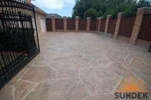 Making Decorative Concrete Driveways Last!