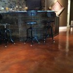 basement staining st louis