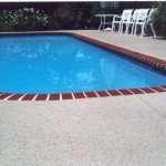 1.9 stamped pool deck st louis