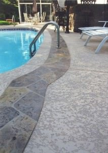 Ballwin, MO Pool Deck