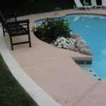 Concrete Pool deck St. Louis mo