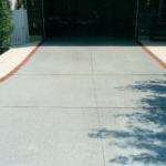after concrete driveway resurface st louis