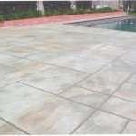 stamped concrete pool decks  St. Louis mo