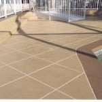 stamped concrete pool decks  saint Louis