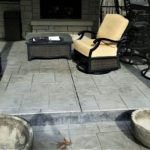 stamped patio installation st louis