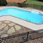 st louis residential pool decking