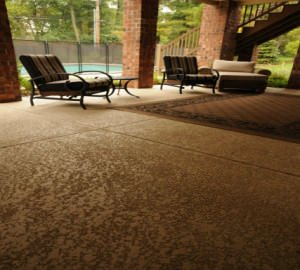 Patio Concrete Flooring Contractors