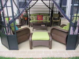 Patio Concrete Flooring Services
