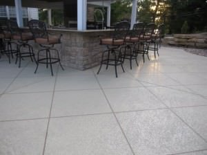Patio Flooring and Repair Services