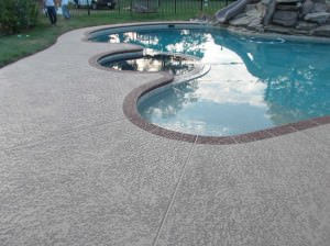 Manchester, MO Acrylic Concrete For Pool Deck