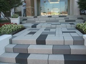 Outdoor Concrete Surface