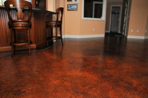 The Basics of Residential Concrete Staining