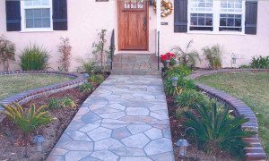 stamped-concrete-walkway