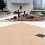commercial decorative concrete installer st louis