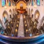 church epoxy floor