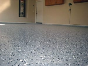 garage floor concrete paint