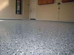 garage floor concrete paint