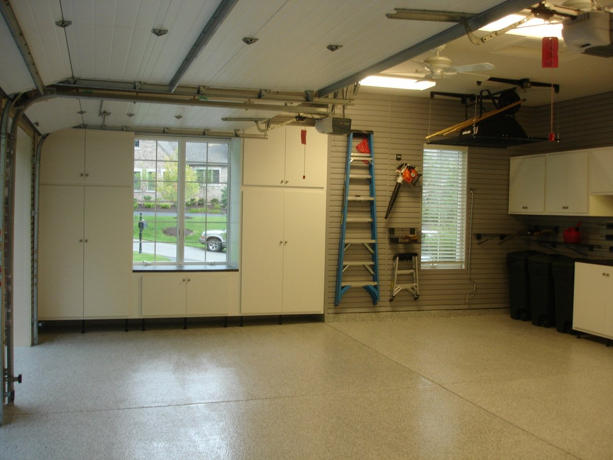 garage floor epoxy cost st louis mo
