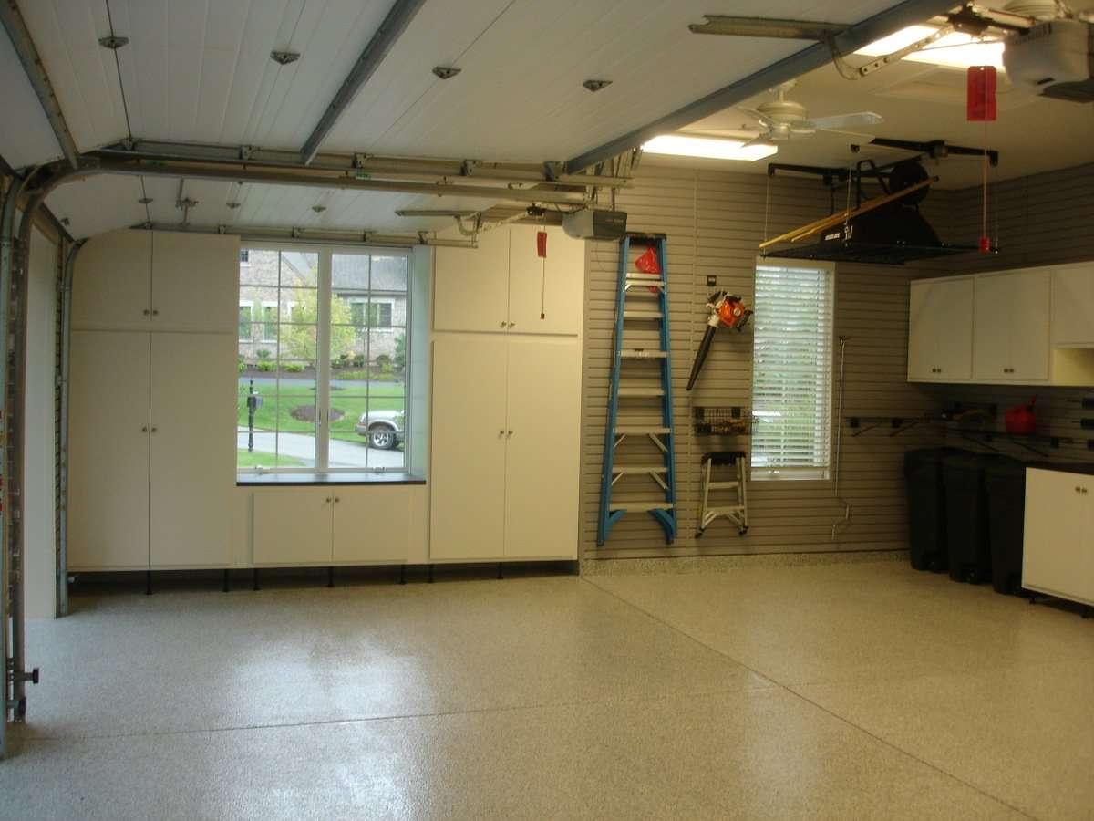 garage floor epoxy cost st louis mo