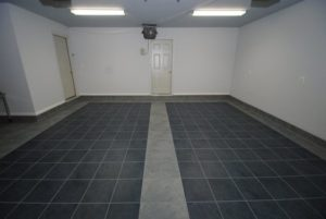 garage porcelain tiles