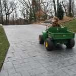 concrete driveway installer st louis