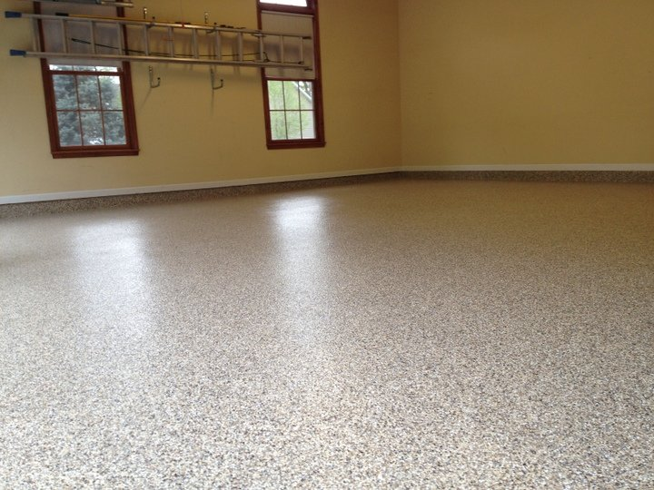 Garage flooring st louis mo polyurea polyaspartic epoxy for Flooring contractors