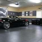 garage floors installation St Louis MO